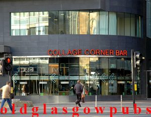 Image of the Collage Corner Bar Argyle Street & Radisson 2008