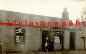 Image of the Crook Inn Uddingston 1900