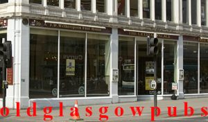 Image of Crystal Palace Jamaica Street Glasgow 2007