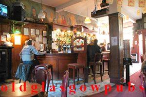 Image of the inside of Denholms Bar Hope Street 2008