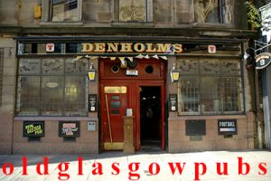 Image of Denholms Bar Hope Street 2008