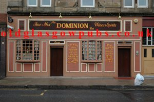 Dominion Bar Dalmarnock Road 2005