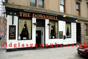 Exterior view of the Dowanhill Bar, Dowanhill Street 2006
