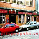 Dow's Bar Dundas Street 1991