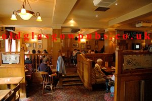 Interior view of the Drum, Shttleston Road, 2005.