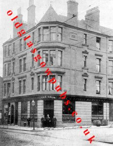 The new premises of Drum, Shttleston Road 1900