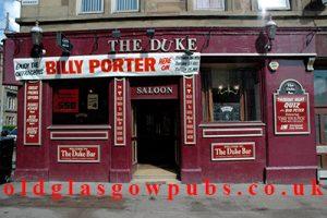 Exterior view of The Duke Bar, Duke Street, 2005.