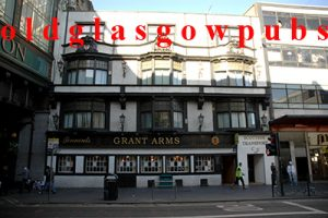 Image of Grant Arms Argyle Street, Glasgow 2008