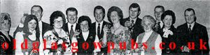 group image of Gorbals licensees' 1974