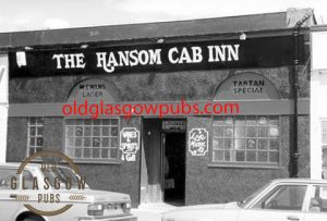 image of the Hansom Cab Inn, London Road 1980s