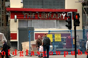 Image of the Library 468 Sauchiehall Street