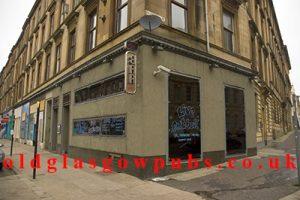Exterior image of minus 54 bar Argyle Street 2007