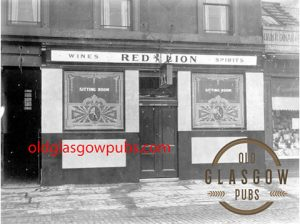 Image of the Red Lion, London Road 1930s