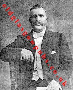 Image of Mr Thomas McCormick, 1905