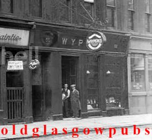 Image of Wypers Bar 55 Sauchiehall Street