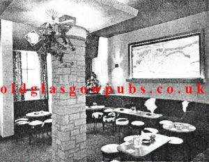 Interior view of the Colorado lounge, Bridgeton Cross 1962