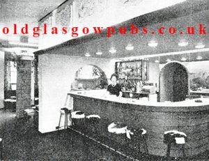 Interior view of the Colorado lounge 1962