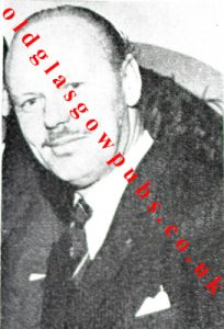 Image of Mr M Armstrong, United Caledonian Breweries 1962