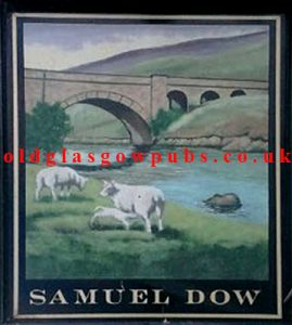 Samuel Dow sign 2015