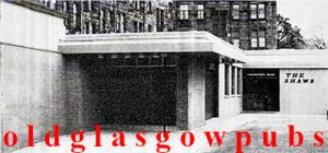 Image of The Shaws Westwood Road 1962