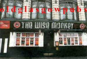 Image of the Wise Monkey 508 Great Western Road
