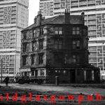 Image of Kenneth MacLean's Bar Rutherglen Road by Oscar Marzaroli 1968