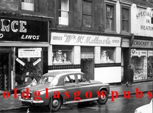 William McMullan & Co, 6 Stow Street 1963