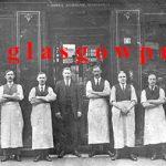 James Dorrian's Bar 6 Findlay Street with barmen standing outside