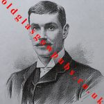 Drawing of Thomas Vallance 1891