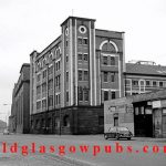 Exterior view of the Dublin Vaults Anderston Quay 1967